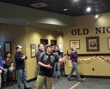 About Old Nick's Pub in Lewisville Dart Competition